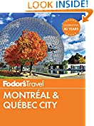 #10: Fodor's Montreal & Quebec City (Full-color Travel Guide)