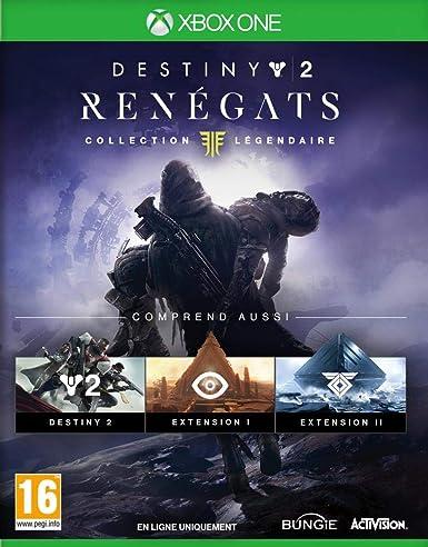 Destiny 2: I Rinnegati-Coll. Leggendaria: Amazon.es: Videojuegos