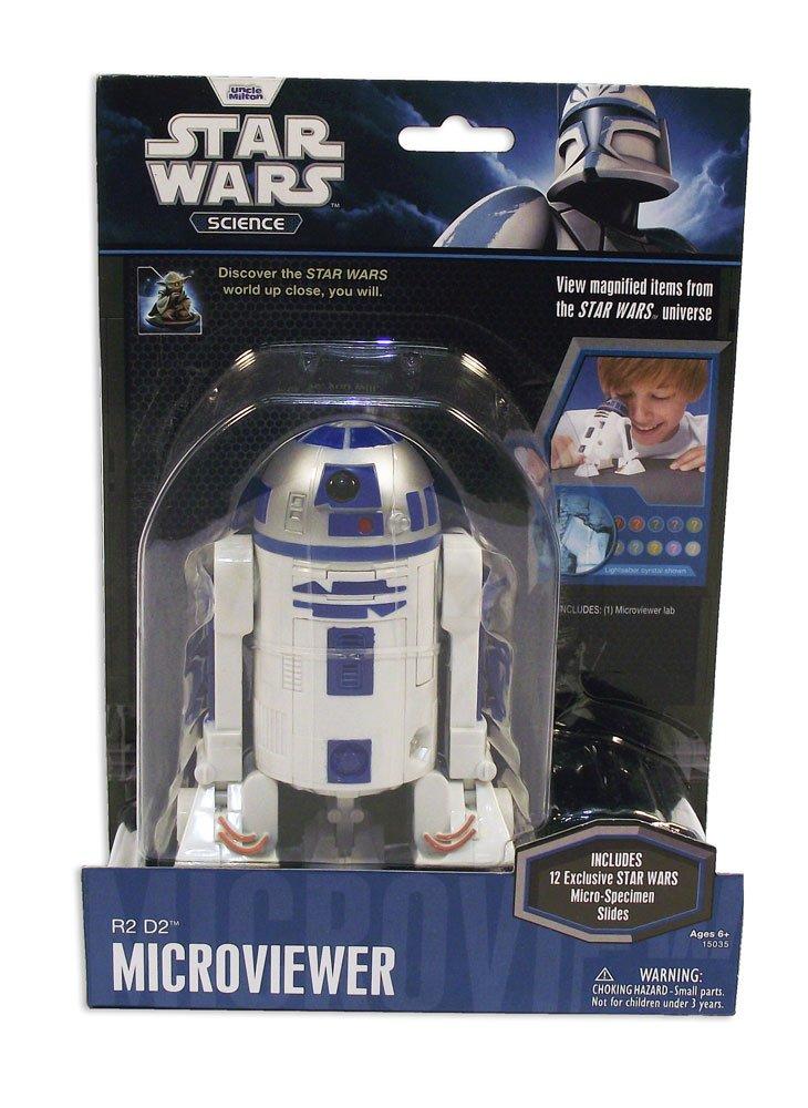 Uncle Milton Star Wars Science R2-D2 Microviewer 15035