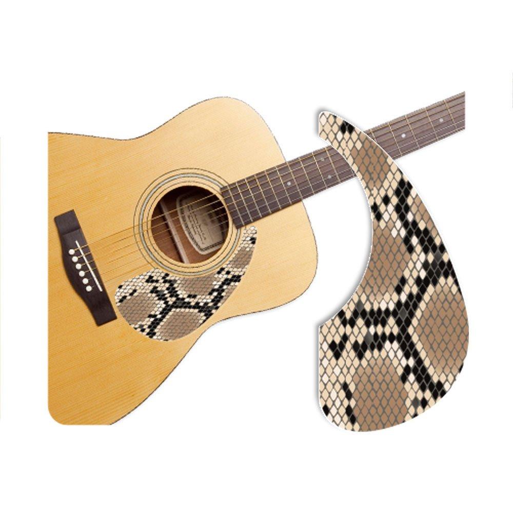 Healingshield Premium Acoustic Guitar Pickguard Basic Type Snake Healing shield 10797873