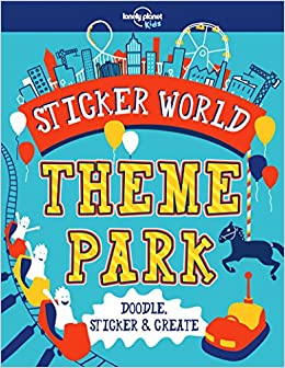 Buy Sticker World - Theme Park (Lonely Planet Kids) Book