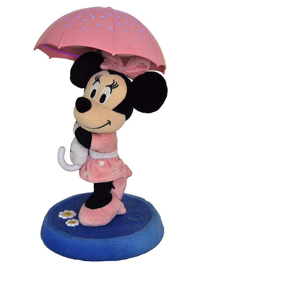 Amazon.com : Disney Baby Minnie Mouse Dreamy Stars Soother : Baby Bathing  Products : Baby