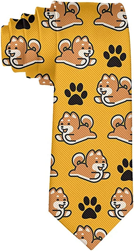 Chanwazibibiliu Japanese Shiba Inu Sticking Out Tongue Mens Colorful Dress Socks Funky Men Multicolored Pattern Fashionable Fun Crew Cotton Socks
