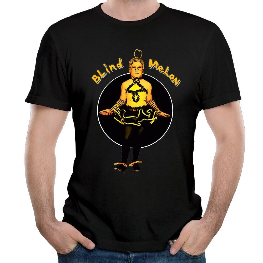 Blind Melon Classic Short Sleeve Top S Boy Classic Black Shirts