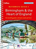 Birmingham & the Heart of England - No. 3 (Collins Nicholson Waterways Guides)
