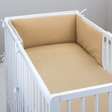 Juego de cama de bebé, Juego de 7 piezas, almohada y Colcha con ...