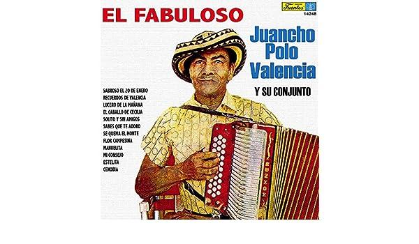 Recuerdos de Valencia de Juancho Polo Valencia Y Su Conjunto en ...
