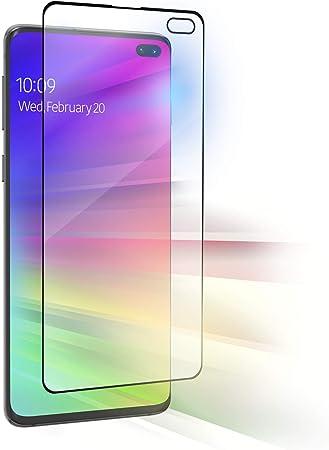 InvisibleShield GlassFusion - Protector de Pantalla (Protector de Pantalla, Teléfono móvil/Smartphone, Samsung, Galaxy S10+, Transparente, 1 Pieza(s)): Amazon.es: Electrónica