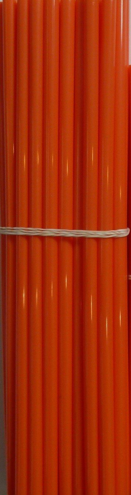 'MADE IN USA'' ...BICYCLE...Spoke Wraps (29'', Orange)