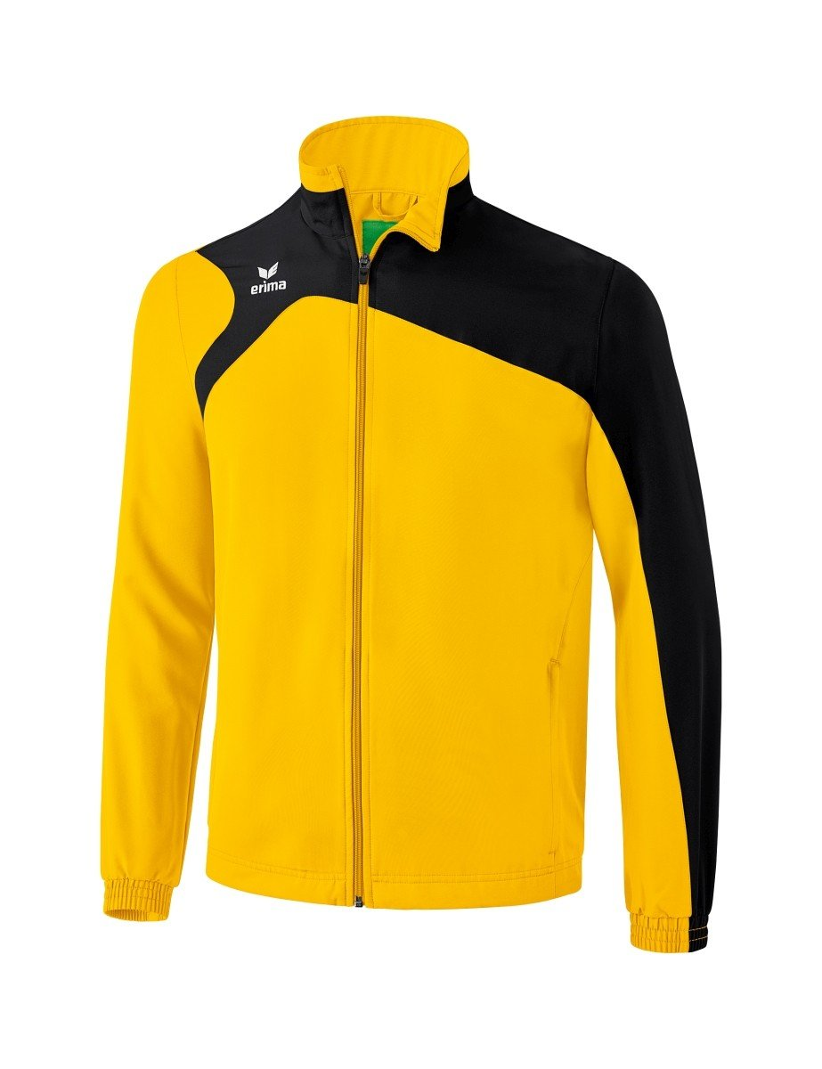 Erima Club 1900 2.0 Pres. Jacket - yellow schwarz, Größe   S