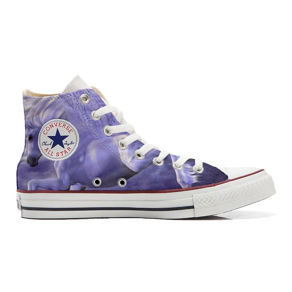 Converse All Star zapatos personalizados (Producto Artesano) Pegaso 42 EU