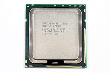 Amazon com: Intel Xeon Processor W3550 3 06GHz/8M Cache/4 8