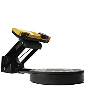 SOL 3D Scanner   White Light Desktop Laser 3D Scanner   Precise, Affordable and User-Friendly   New Generation Auto Scan 0.1 mm