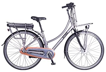 RYMEBIKES Bicicleta ELECTRICA 700C - Cargo