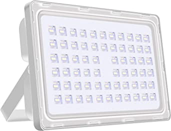 Sararoom 200W Focos LED exterior,IP65 Impermeable Reflector LED ...