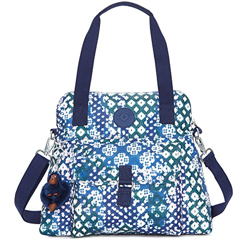 Kipling Women's Pahneiro Printed Handbag One Size Carnival Mix by Kipling