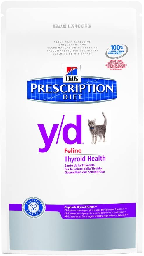 Hill's Feline Y/D Comida para Gatos - 5000 gr