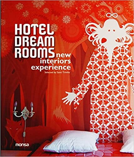 Book Hotel Dream Rooms: New Interiors Experience (English and Spanish Edition)