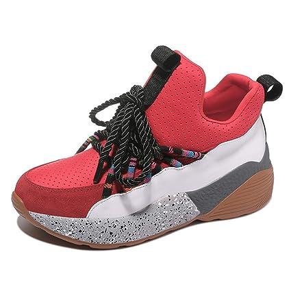 527bd5adbcf8 Amazon.com: GTVERNH Women's Shoes/Autumn Sports Shoes Ladies Leisure ...