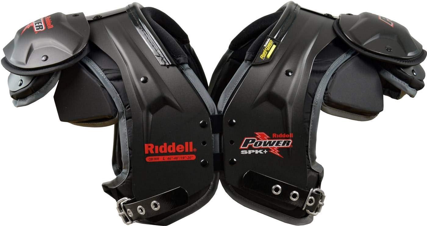 Riddell Power SPK+ Épaulières de football pour adulte – QB/WR