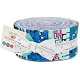 Luke Haynes Dapper Prints Jelly Roll 40 2.5-inch Strips Moda Fabrics 45000JR