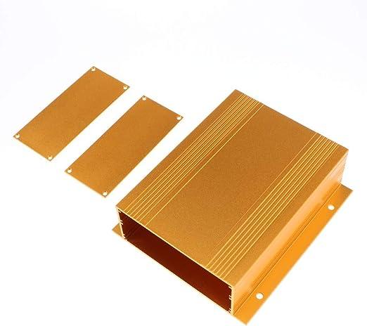 Survie Bo/îte De Rangement Solide Ext/érieur Antichocs Pressur Preuve EDC Conteneur Bo/îte De Survie /Étanche Stockage /Étanche Case L Orange 1pc