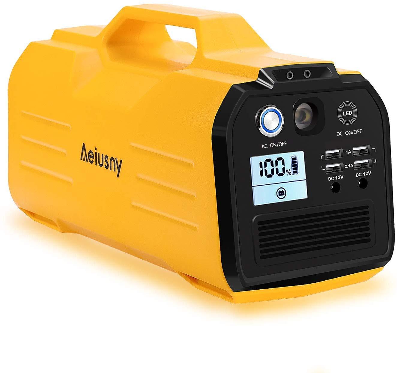 Aeiusny Power Station Portable