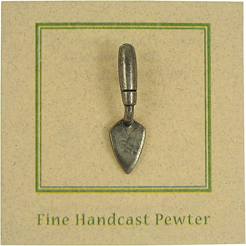 Jim Clift Design Archaeological Trowel Lapel Pin