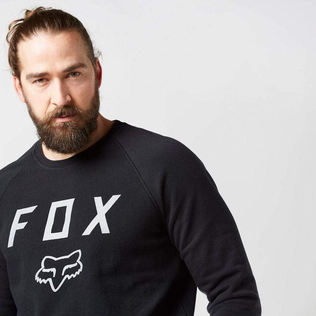 Fox Head Mens Legacy Crew Fleece Hooded Sweatshirt
