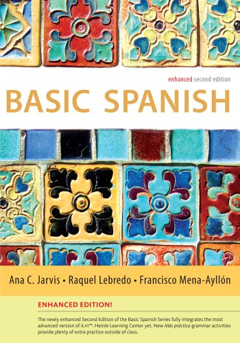 Download Basic Spanish Enhanced Edition: The Basic Spanish Series (Basic Spanish (Heinle Cengage)) Pdf