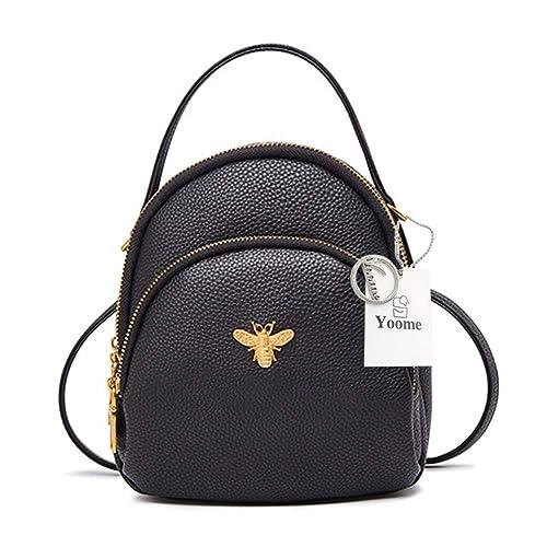 153838f91adc Yoome Small Crossbody Shoulder Bag for Women Mini Ladies Messenger ...
