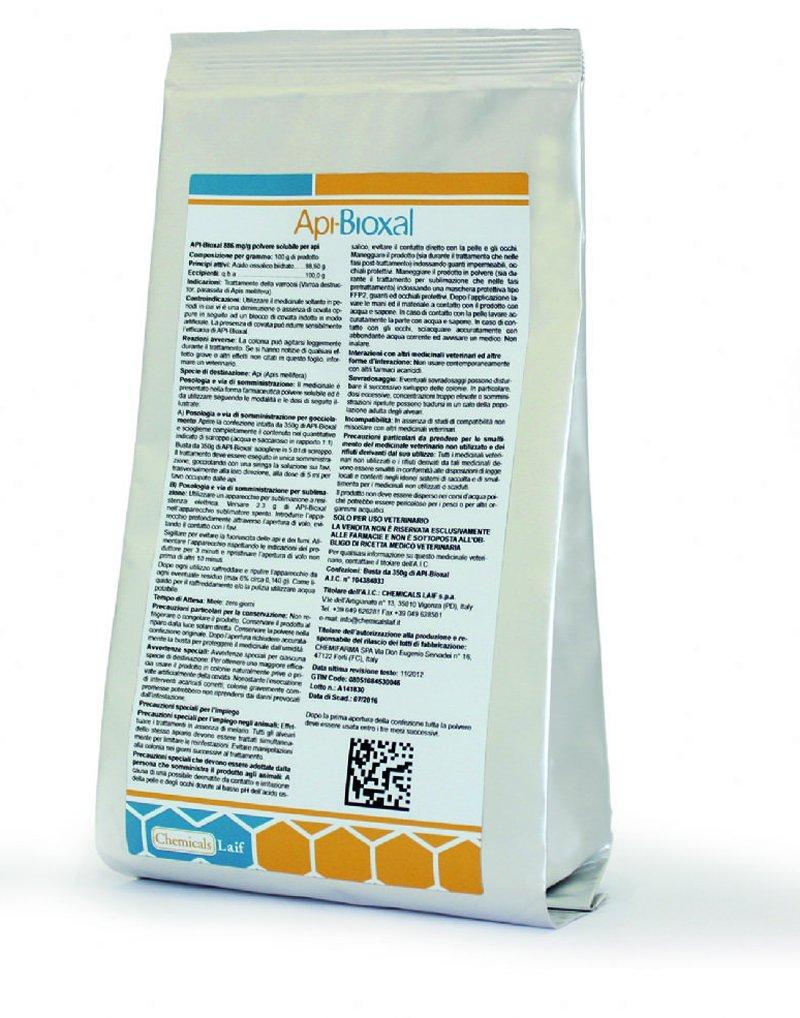 APIBIOXAL 350 g - Prodotto VETERNARIO Autorizzato per Apicoltura