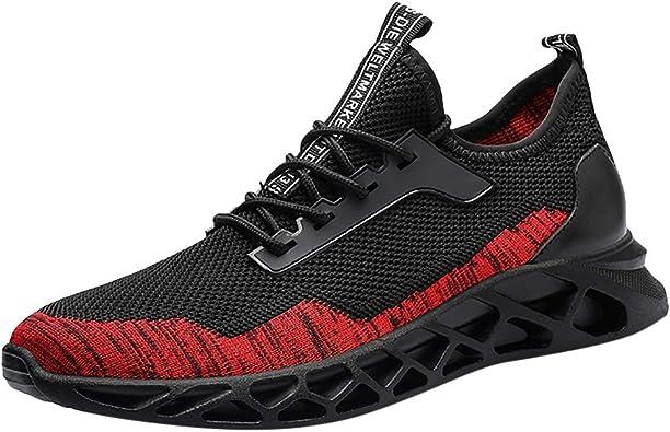 Zapatillas de Running para Hombre - Zapatillas de Deporte livianas ...