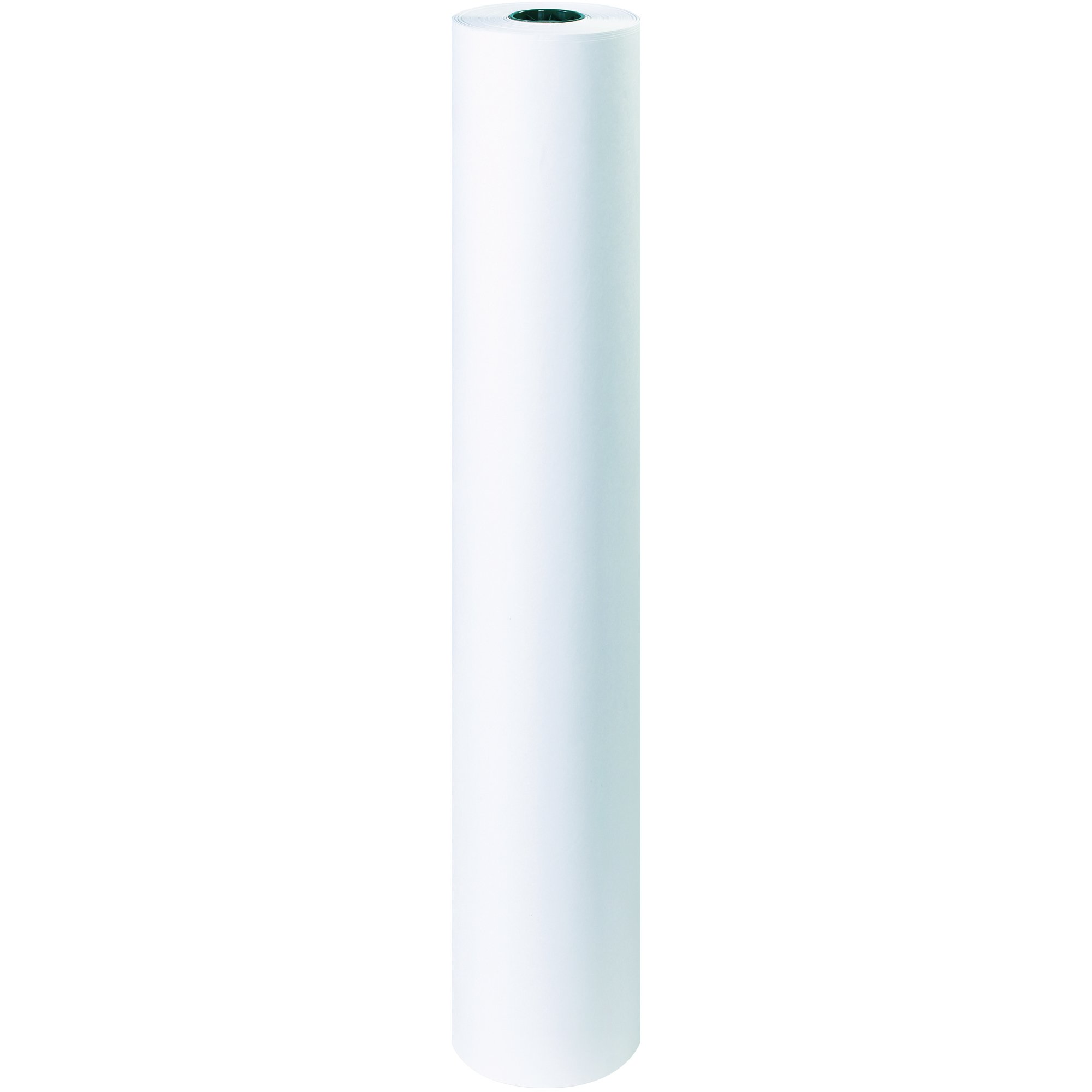BOX USA BBP4840W 40# Butcher Paper, 48'' x 1000', White
