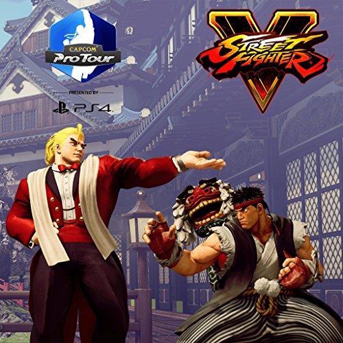 Street Fighter V: Capcom Pro Tour Premier Package 2017 - PS4