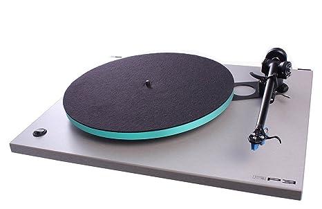 Rega Planar RP3 (Titan) Tocadiscos: Amazon.es: Electrónica