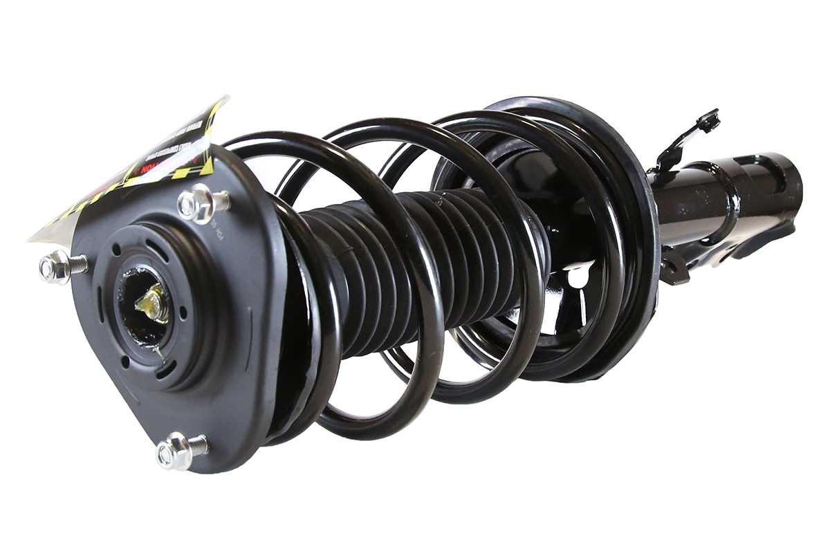 Amazon.com: Prime Choice Auto Parts CST100462 Front Left Complete Strut Assembly: Automotive