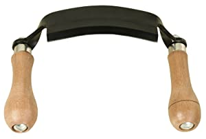 """Timber Tuff TMB-05DC Curved Draw Shave Tool, 5"""""""