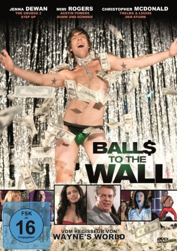 Balls to the Wall (2011) ( Striptease Only For Ladies ) [ NON-USA FORMAT, PAL, Reg.2 Import - Germany ] - Strip Ball