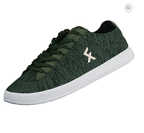Amazon.com | Explore II Green Knit Freestyle and Street Football Shoes Size43 | Soccer