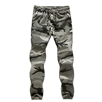 Große Ba Männer Zha Camouflage Größe Hei Hose Casual 5Aj4RL