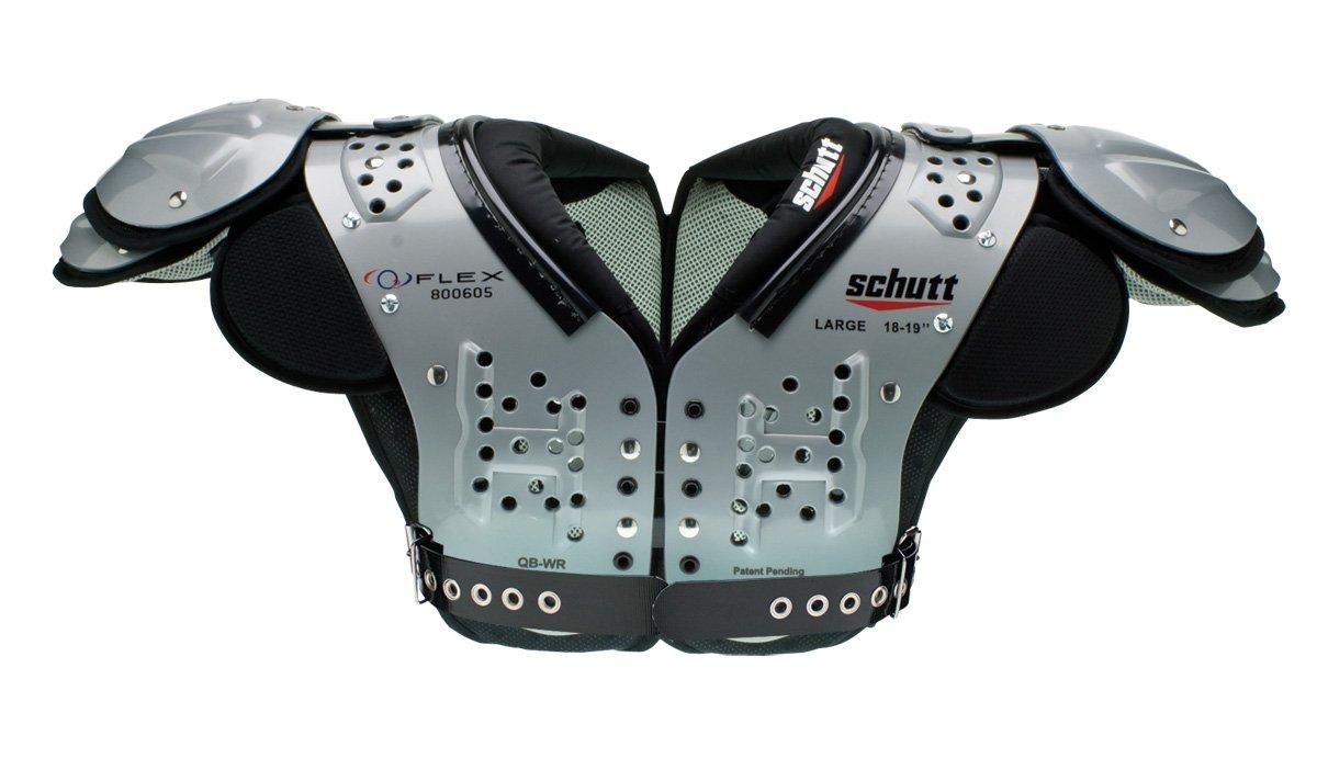 Schutt Sports 02 Maxx Flex QB/WR肩パッド B00CMR06HG  2X-Large