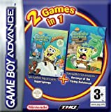 2 Games in 1 - SpongeBob Squarepants: Supersponge