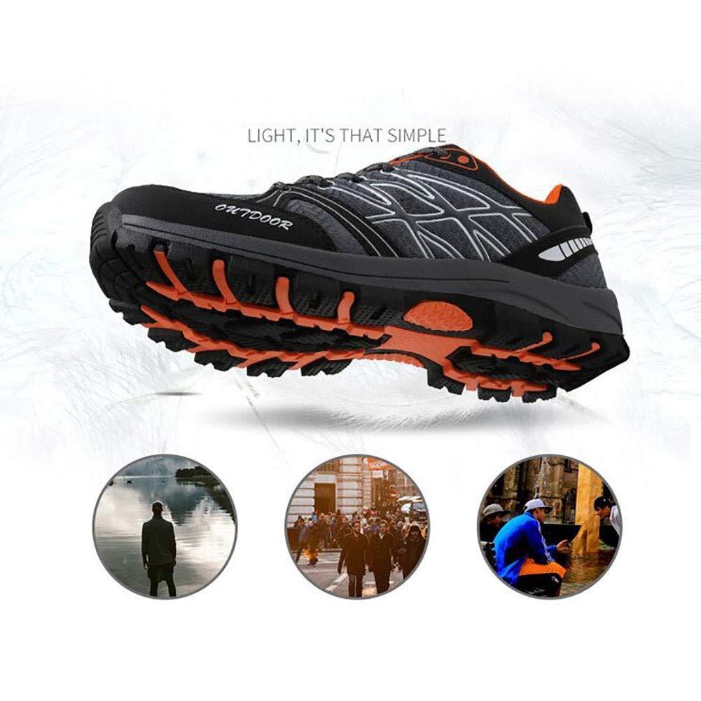 Mens Mens Mens Walking schuhe - Leichte Laufschuhe, Atmungsaktiv, Weich, Bequem, Flexible Turnschuhe - Ideal Für Die Ganze Saison Wandern & Trekking 192560