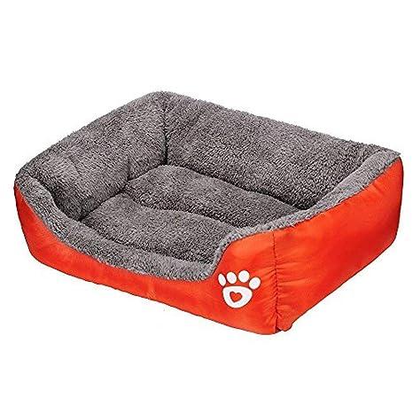 yhwygg - Cojín para Cama de Perro, Gato, Cachorro, Suave ...