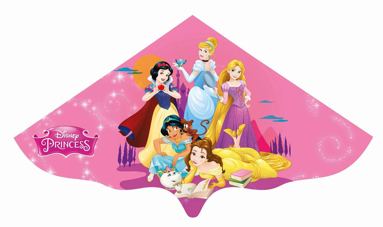 Paul Gü nther 1190 Princess - Cometa, diseñ o princesas de Disney (115 x 63 cm), color rosa [importado de Alemania] diseño princesas de Disney (115 x 63 cm) Paul Günther