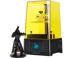 ANYCUBIC Photon Mono 3D Printer, UV LCD SLA Resin 3D Printer with 2.5X Fast Printing and 6.08'' 2K Monochrome Screen, Printin