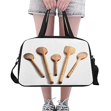 Amazon.com: Una variedad de cucharas grandes para yoga ...
