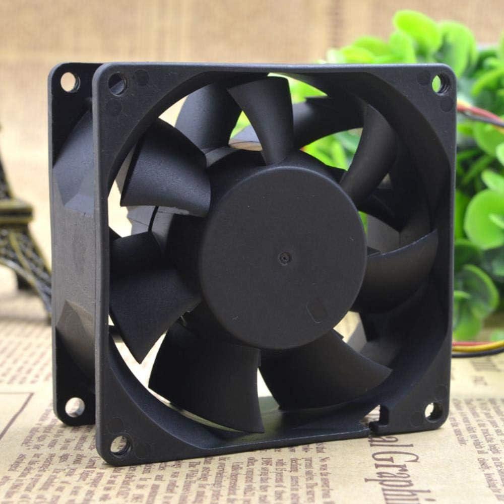 for SUNON PMD2408PMB2-A DC24V 7.2W 8cm 8038 Inverter Cooling Fan