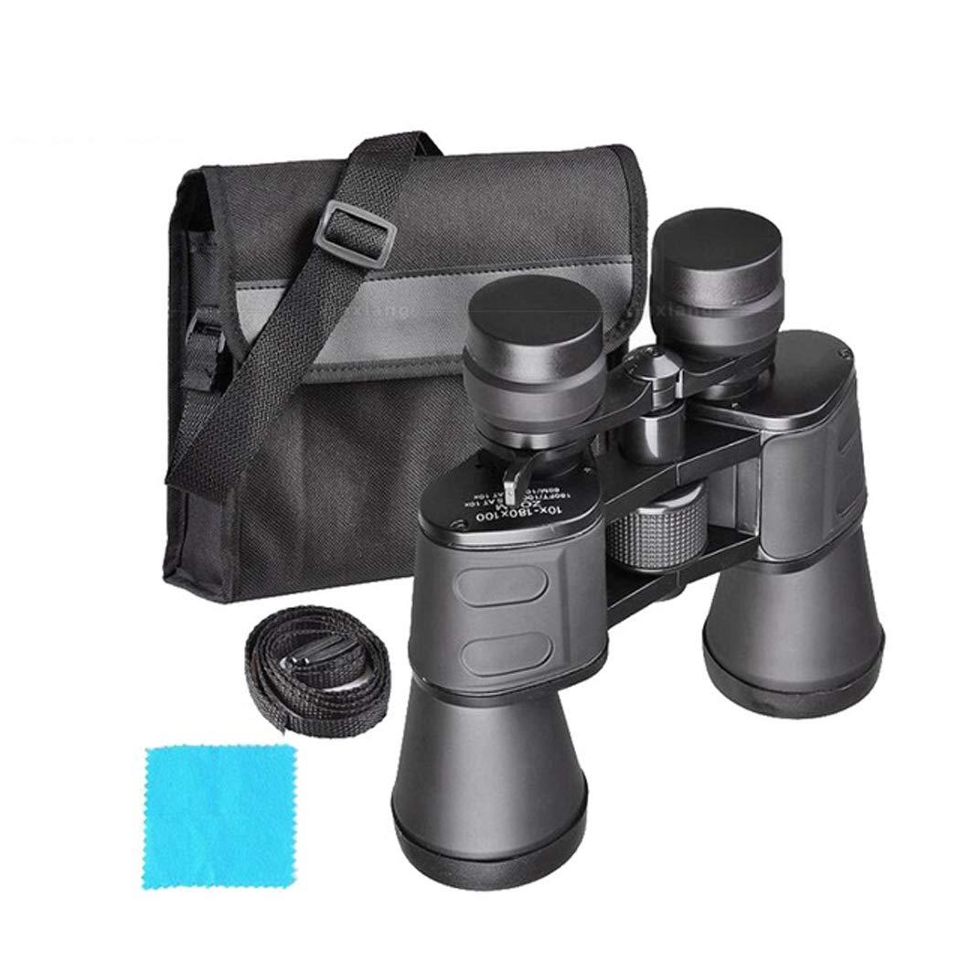 0c4df5491 HAO Binoculares de telescopio 10-180x100 Zoom Binoculares de visión visión  visión Nocturna Telescopio de